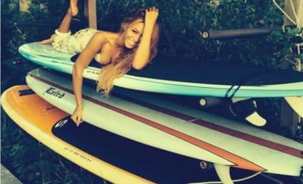 Beyonce Cleavage Photo Heats Up Instagram!