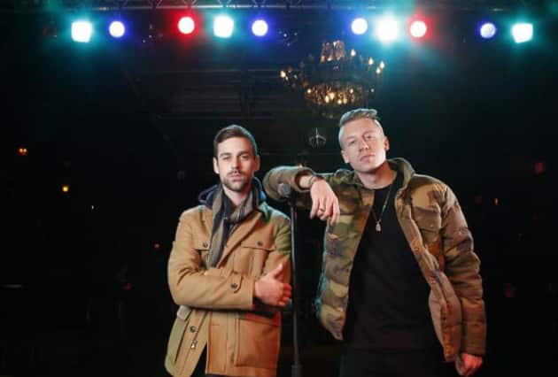 Macklemore and Ryan Lewis Photo