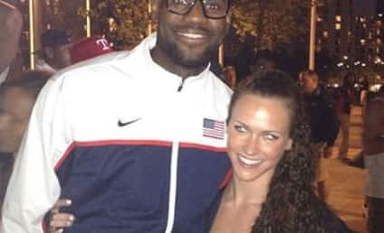 Lauren Perdue on LeBron James Dinner Invite: Um Wuuuutttt?!?