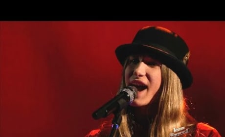 Sawyer Fredericks - Please (The Voice Finale)