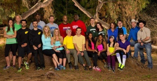 The Amazing Race All-Stars