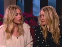Olsen Twins Look On