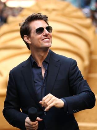 Tom Cruise!