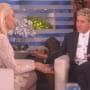 Ellen DeGeneres and Gwen Stefani