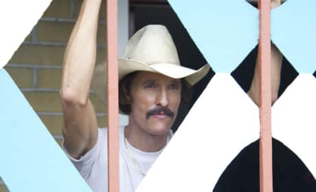 Matthew McConaughey, Oscars Nominee