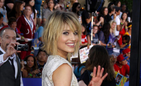 Which hair color do you prefer on Dianna Agron?