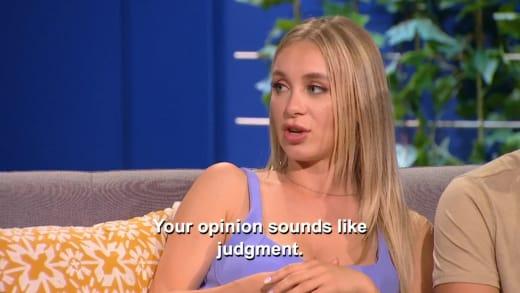 Yara Zaya - your opinion sounds like judgment