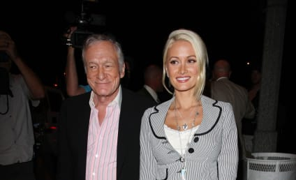 Holly Madison: I Dumped Hugh Hefner Because ...