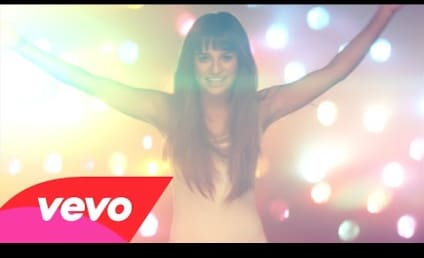 "Lea Michele Comes Out with Official Music Video for ""Cannonball"""