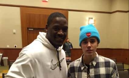 Justin Bieber Prays with Pittsburgh Steelers, God Punishes Team with Humiliating Loss