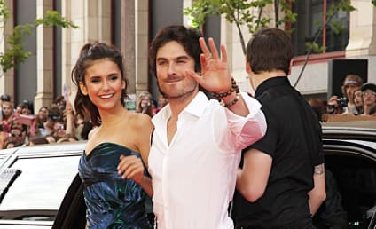 "Nina Dobrev ""Freaking Out"" Over Ian Somerhalder Proposal: Report"