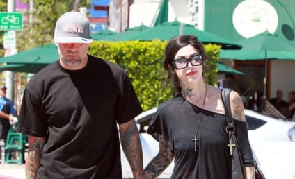Jesse James and Kat Von D Won't Last, Oliver Peck Predicts