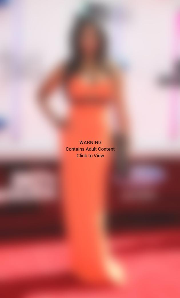 Kenya Moore BET Awards Photo