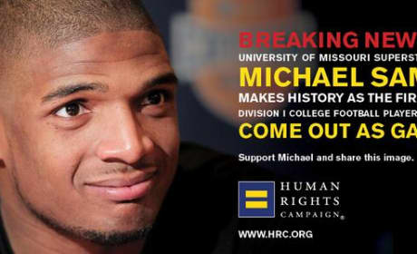 Michael Sam Picture