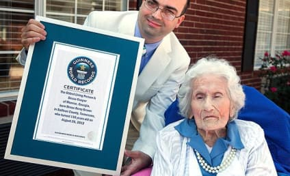Besse Cooper, World's Oldest Woman, Turns 116!