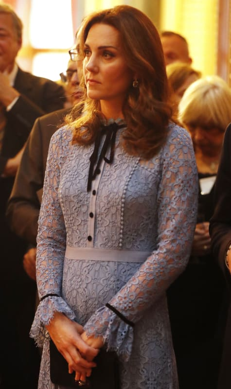 Kate Middleton Baby Bump Sighting!