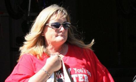 Should Debbie Rowe be Paris Jackson's guardian?