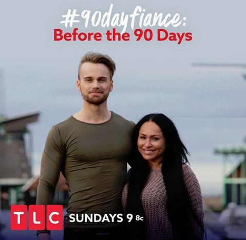 Darcey Silva and Jesse Meester, 90 Day Fiance promo