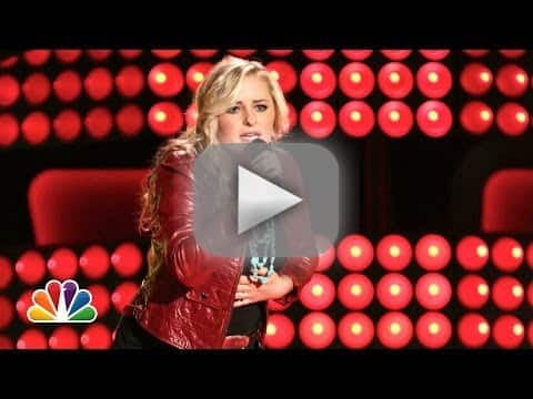 "Cary Laine: ""Better Dig Two"" (The Voice Audition)"