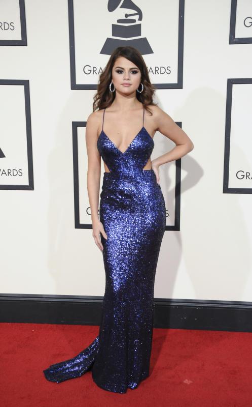 Selena Gomez: 58th GRAMMY Awards