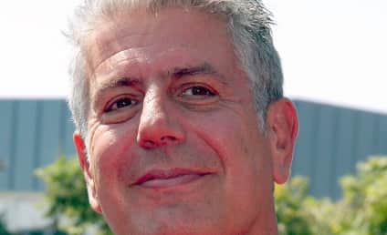 Anthony Bourdain RIPS Travel Channel, Cadillac For No Reservations Product Placement