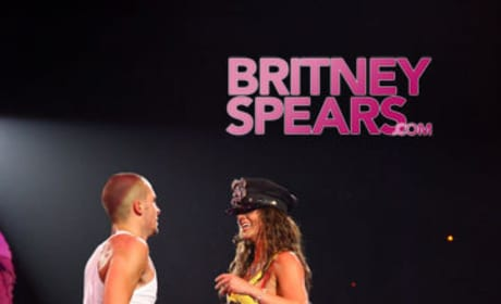 Britney and Benz