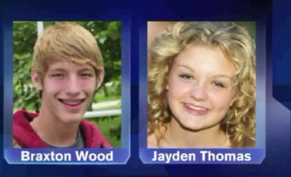 Runaway Teen Sweethearts Found, Safe and Sound After Two Weeks