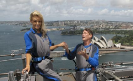 David Hasselhoff & Hayley Roberts: Maybe Engaged!