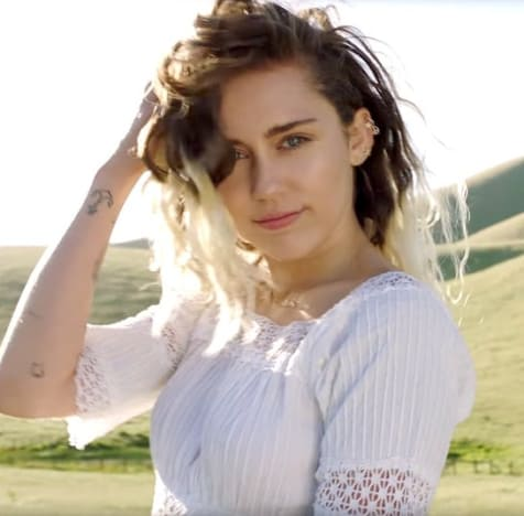 Miley Cyrus Releases Breezy, Tame, Upbeat Music Video - The