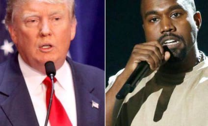 Donald Trump on Kanye West: I Hope to Run Against Him!