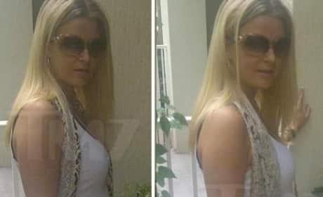 Kate Major Pregnant Photos