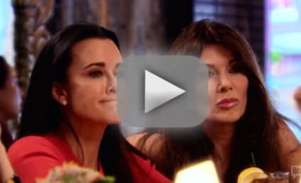 The Real Housewives of Beverly Hills Recap: Lisa's Evil Web