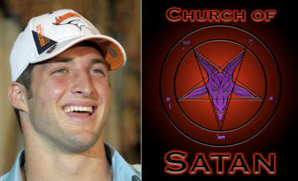 Church of Satan on Tim Tebow Success: No Divine Intervention Required!
