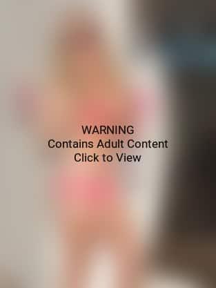 Lindsay Lohan Ankle Monitor Bikini Photo