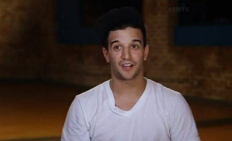Christina Milian and Mark Ballas - Dancing With the Stars Week 4