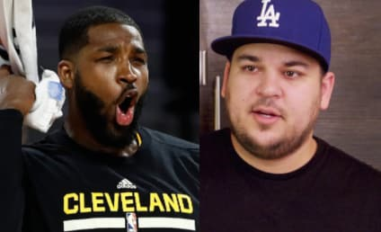 Tristan Thompson to Khloe Kardashian: Rob is Such a LOSER!