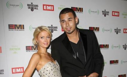 Paris Hilton: Dumped By Afrojack!