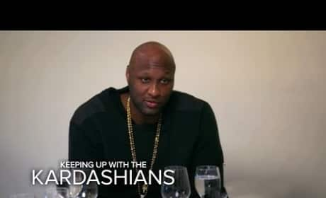 Lamar Odom: SO NERVOUS to Meet Caitlyn Jenner!
