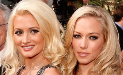 Kendra Wilkinson SLAMS Holly Madison: She Was Just Hef's Hooker!