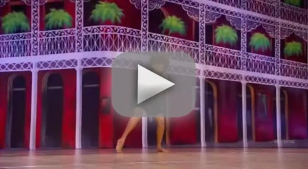 Megan Marcano So You Think You Can Dance Audition