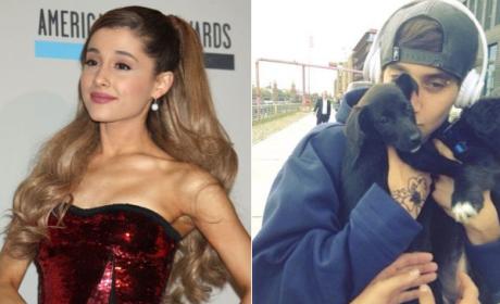Ariana Grande, Jai Brooks Back On?