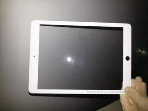 New iPad?