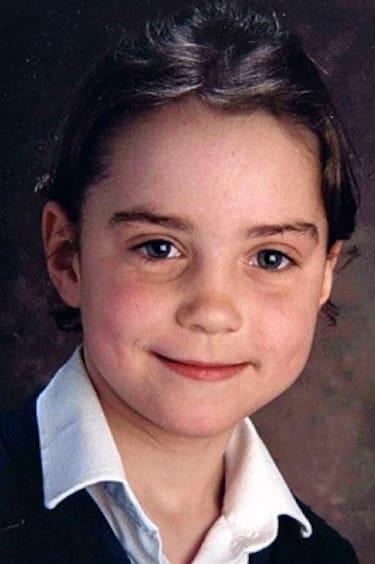 Kate Middleton in Grade School