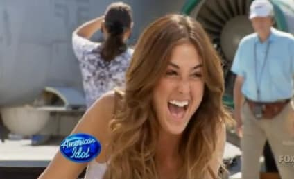 Aubree Dieckmeyer Mangles American Idol Interview, Passes Audition