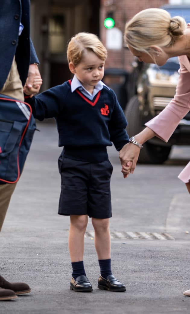 Royal Auto Group >> ISIS Threatens Prince George, Teases Violent Attack at School - The Hollywood Gossip
