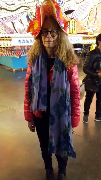 Sandy Rogen In China
