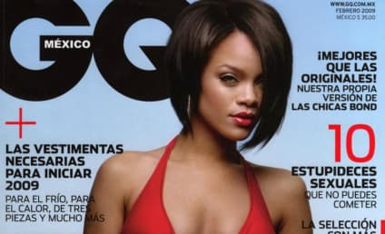 Rihanna: Ravishing in GQ