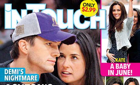 An Ashton Kutcher Love Child?!?