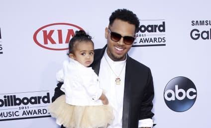 Chris Brown Awarded Join Custody of Royalty, World Weeps For Little Girl's Future