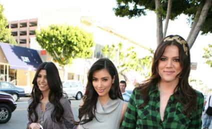 A Monkey Urinated on Kim Kardashian